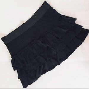 😍 4/$20 Justice ruffle skirt skort trim girls 18